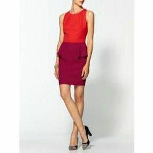 Piperlime peplum dress